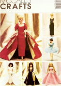 Mccall's Crafts 2505 Doll Pattern
