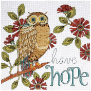 Design Works Counted Cross Stitch Kit 25cm x 25cm