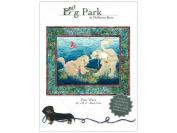 PineNeedles by McKenna Ryan - DOG PARK patterns DG04 Paw Wars Pattern