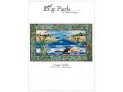PineNeedles by McKenna Ryan - DOG PARK patterns DG07 Doggie Paddle Pattern