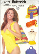 Butterick 6621 Bags and Accessories