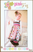 Pink Fig Patterns-The Cuppy Cake Dress
