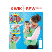 KWIK-SEW PATTERNS K3993OSZ Aprons and Toy Holder Sewing Template, All Sizes