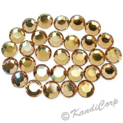 5mm (20ss) - Preciosa HotFix Light Colorado Topaz Rhinestones 144 pcs.