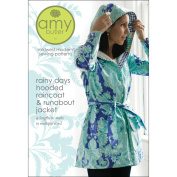 Amy Butler Sewing Pattern - Rainy Days Hooded Raincoat