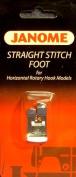 Janome Straight Stitch Foot Horizontal Rotary Hook Models