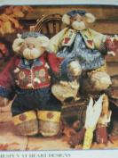 McCall's Crafts Honey Bee Mine Bears 8507