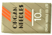 Organ Sewing Machine Needles 90/14