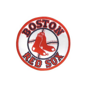 Boston Red Sox Patch Logo II Emrbroidered Iron on Patches