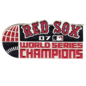 2007 Boston Red Sox MLB World Series Champions Patch