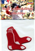 Boston Red Sox 2-socks Jersey Patch - Official MLB Licenced