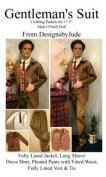 Gentleman's Suit Pattern for Matt O'Neill By Tonner