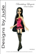 Bewitching Lingerie Pattenr for 46cm Resin Evangeline Ghastly