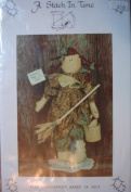 Housework Makes Ya Ugly - 38cm Doll Pattern A Stitch In Time No. 117
