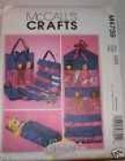 Mccall's Crafts M4739 Barbie/Fashion Doll Accessories Sewing Pattern