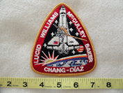 A Space Shuttle Patch