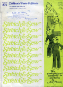Stretch & Sew Pattern 874 ~ Children's Pants & Shorts