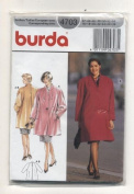 Burda Womans Coat Sewing Pattern #4703
