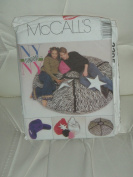 McCall's Sewing Pattern #2295 : Junior Pillow Pack