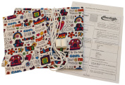Haan Crafts Fun Print Stuff Bag Sewing Kit