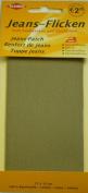 Original Kleiber Repair sheet denim beige, 6.7x5.9 inch / 17x15cm
