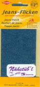 Original Kleiber Repair sheet denim medium blue, 6.7x5.9 inch / 17x15cm