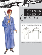 The Sewing Workshop San Francisco Coat Sewing Template, Multi-Size