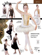 Jalie Dance Leotard Ballet Gymnastics Costume Sewing Pattern #2915