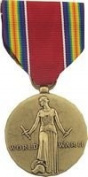 NEW World War II Victory Medal
