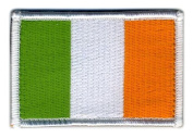 Matrix hook and loop Ireland Flag Patch