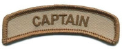 Matrix Captain Tab hook and loop Backed Morale Patch