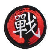 """Matrix Chinese Character """"Fight"""" IFF hook and loop Patch"""