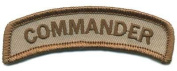 Matrix Commander Tab hook and loop Backed Morale Patch