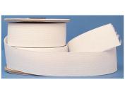 Conrad Jarvis Designer's Choice Elastic Knit Reel White 1.5x 15 yd 15 Yards