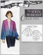 The Sewing Workshop Haiku Two Jacket Sewing Template, Multi-Size