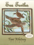Toni Whitney 'Sea Turtles' Applique Wallhanging quilt pattern