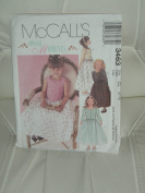 McCall's Sewing Pattern #3463