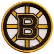 Boston Bruins Official Primary Team Logo Jersey Patch Emblem