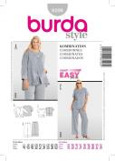 Burda 8108, Misses' Coordinates, Size 18-34