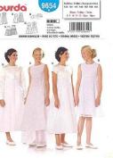 Burda Girl's Dress Sewing Pattern 24520cm Sizes 8 - 14jun