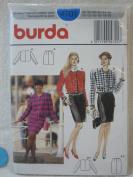 Burda Pattern 4701 Womens' Jacket and Skirt