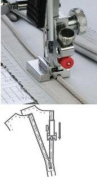 Janome Concealed Zipper Foot for Horizontal Rotary Hook Models