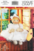 VOGUE 9230 CRAFT BABY DOLL COLLECTION SEWING PATTERN by Linda Carr
