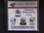 Dakota Collectibles Christmas Snow Globes
