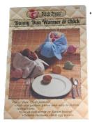 Patch Press Bunny Bun Warmer & Chick Pattern