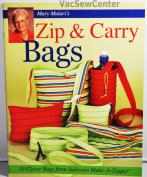 Zip & Carry Bags Book MMZCBK