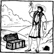 Early Tudor Man Costume Pattern