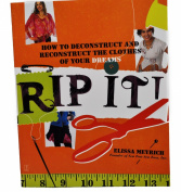 Rip It Sewing Book