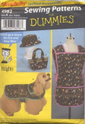Simplicity Quilted Accessories #4982 - Sewing Patterns for Dummies