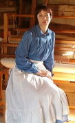 Prairie Dress and Nightgown Pattern Folkwear 201 Ajustable for all Sizes